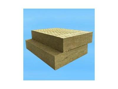 廠家高密度憎水岩棉生產工藝 鋼網插絲岩棉板