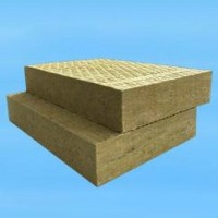 厂家高密度憎水岩棉生产工艺 钢网插丝岩棉板