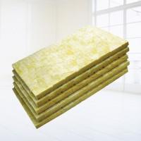 直销高密度岩棉复合板 国标憎水保温岩棉板
