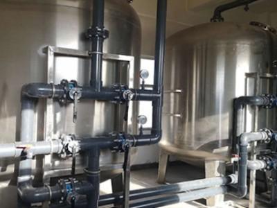 铁锰水处理