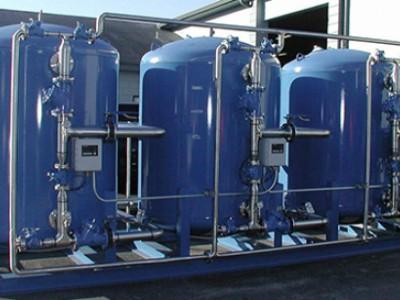 锅炉软化水处理
