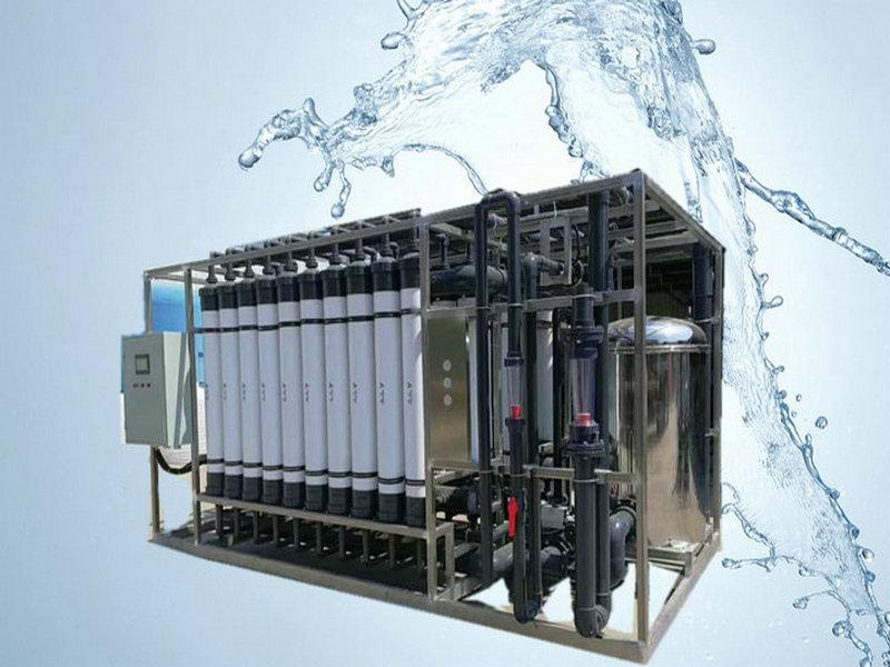 沈阳汇河水处理设备厂家——有两材质成熟技术