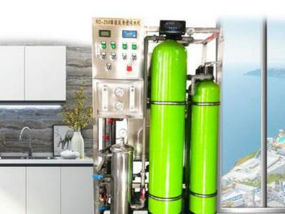 中华麦饭石净水设备