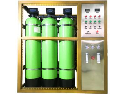 净水设备配置作用