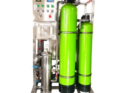 自来水净化设备配置