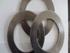 金属缠绕垫片的耐压温度是多少?