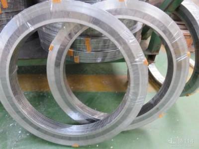 带内环金属缠绕垫片,带外环金属缠绕垫片,带内外环金属缠绕垫片