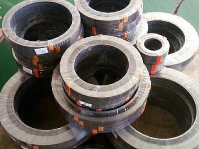 金属缠绕垫片D1221和D2222分别是什么材质?