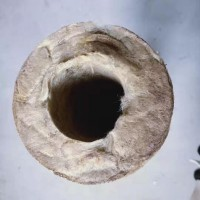 管道保温专用岩棉保温管