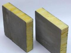 岩棉复合板是材质特点