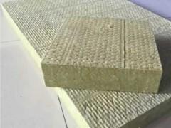 岩棉复合板比普通的岩棉板硬度大一些