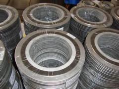 制作金属缠绕垫片使用的原材料有哪些?