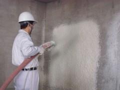 无机纤维喷涂外墙使用的优点有哪些