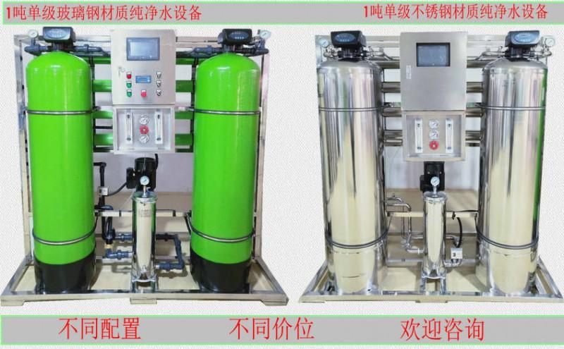 详解反渗透水处理设备