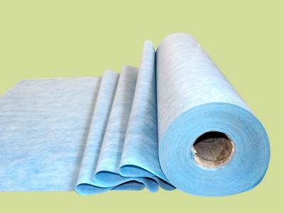 国标聚乙烯丙纶防水卷材屋顶防潮复合材料墙地面丙纶布防水卷材