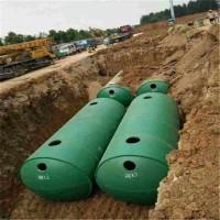 集宁混凝土一体式化粪池,污水井,铸铁井盖