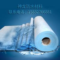 厂家生产防水防潮材料 聚乙烯丙纶涤纶防水卷材