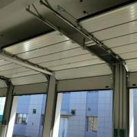 天津厂家直供工业提升门 静音卷帘门 自动折叠门 支持定制