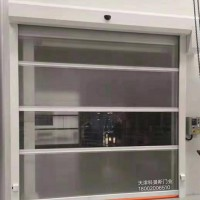 天津厂家快速门 pvc高速门 无尘车间自动门 支持定制