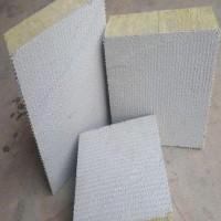 现货批发岩棉复合板,外墙防火保温板批发厂家