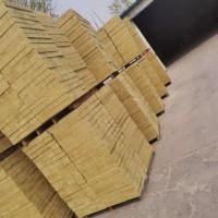 阻燃防火岩棉板 外墙高密度机制憎水岩棉吸音板 铝箔硬质岩棉板