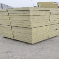 现货销售岩棉复合板, 保温隔热岩棉复合板生产厂家