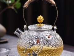日式玻璃烧水壶 (50播放)