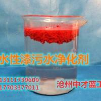 高效漆水专用絮凝剂