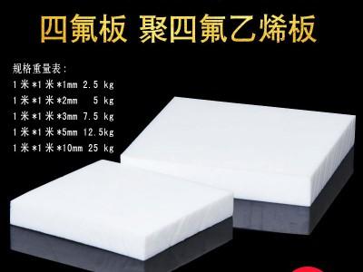 聚四氟乙烯板厂家,5mm厚聚四氟乙烯板