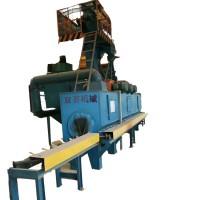 钢管式抛丸机双齐机械专业定做 可靠值得信赖