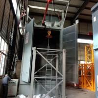 吊钩式抛丸机双齐机械厂家直销品质保证价格优惠