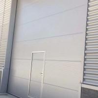 工业门、、工业提升门、垂直提升门、提升转折门、