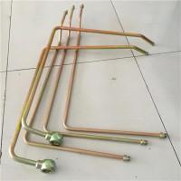 无缝液压钢管10#无氧退火无缝钢管高压油管总成精密液压钢管