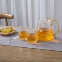 玻璃茶壶  玻匠人十大玻璃茶具厂家