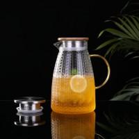 企鹅麦穗玻璃水壶 玻匠人十大品牌茶具