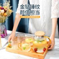金钻玻璃水壶 玻匠人十大品牌茶具