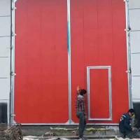 工业门厂家,工业保温平开门,工业门,工厂工业大门