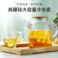 玻璃茶壶北欧壶 玻匠人十大品牌茶具