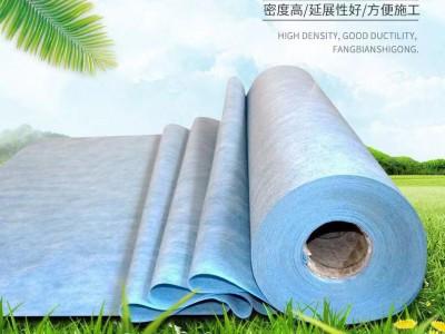 丙纶布是怎样防水的