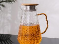 麦穗大容量玻璃水壶  玻匠人十大品牌茶具 (7播放)