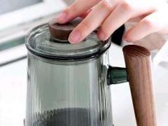玻璃茶水分离杯  玻匠人十大品牌茶具 (7播放)