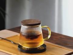 木璃玻璃茶水分离杯  玻匠人品牌玻璃茶具 (7播放)